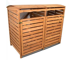 m lltonnenbox holz die besten m llboxen aus holz f r. Black Bedroom Furniture Sets. Home Design Ideas