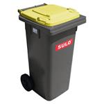 gelbe tonne kaufen 120 liter schwarz