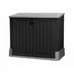 Keter Mülltonnenbox aus Kunsotstoff